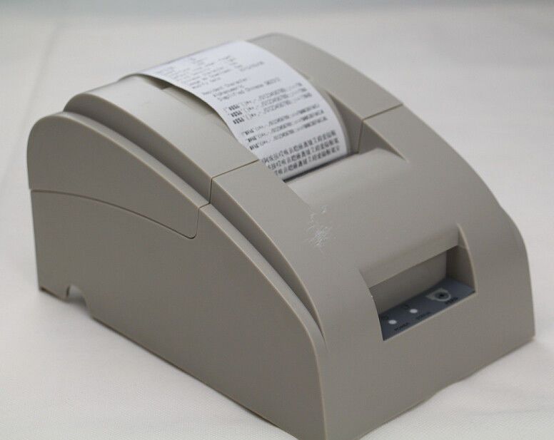 Desktop 58mm Thermal Printer Mechanism with Win 9X / Win ME / Win 2000 System