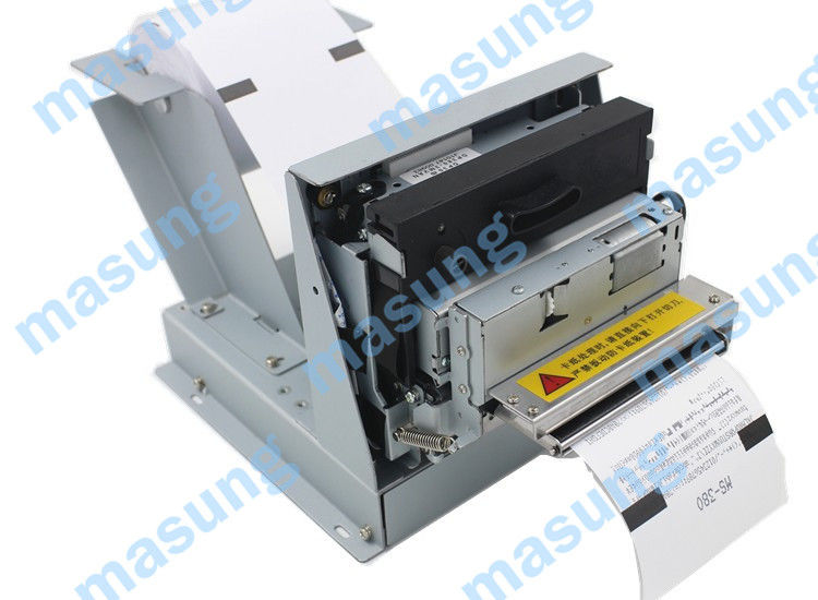 76mm USB High speed 9 pin Impact Dot Matrix Printer With Auto Cutter