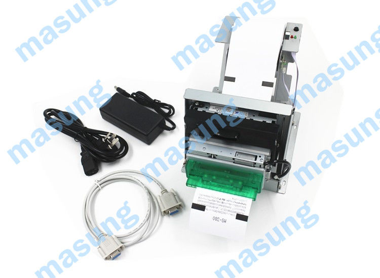 3 Inch USB / RS - 232 Stylus Printer For Retail Kiosks , Black Mark Detection